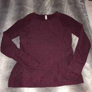 Long sleeve lululemon top